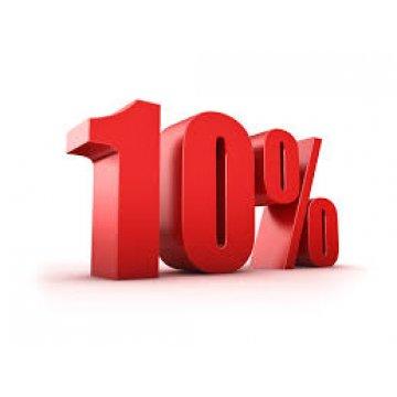 Hàng hóa dịch vụ chịu thuế thuế giá trị gia tăng 10%