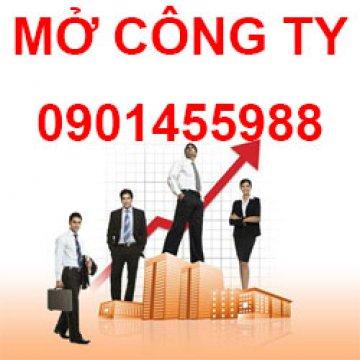 Dịch vụ mở công ty ở công ty ở Thuận An-Bình Dương