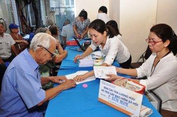 Chế độ hưu trí khi tham gia bảo hiểm bắt buộc